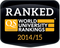 QS World University Rankings 2014/15