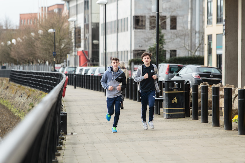 Ulster University rolls out pioneering sport-based mental health programme
