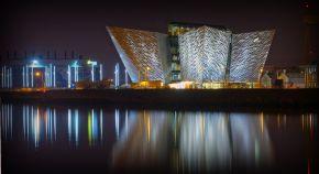 Titanic building - panoramic