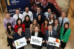 PwC and Ulster University to deliver UK's first Masters in Professional Services Operational Delivery