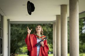 Ulster University honours Irish ladies hockey captain Katie Mullan