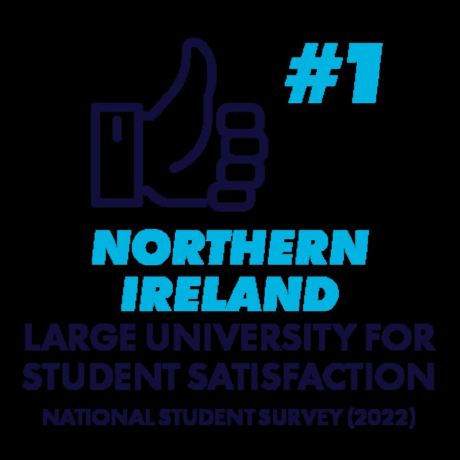 No 1 student satisfaction