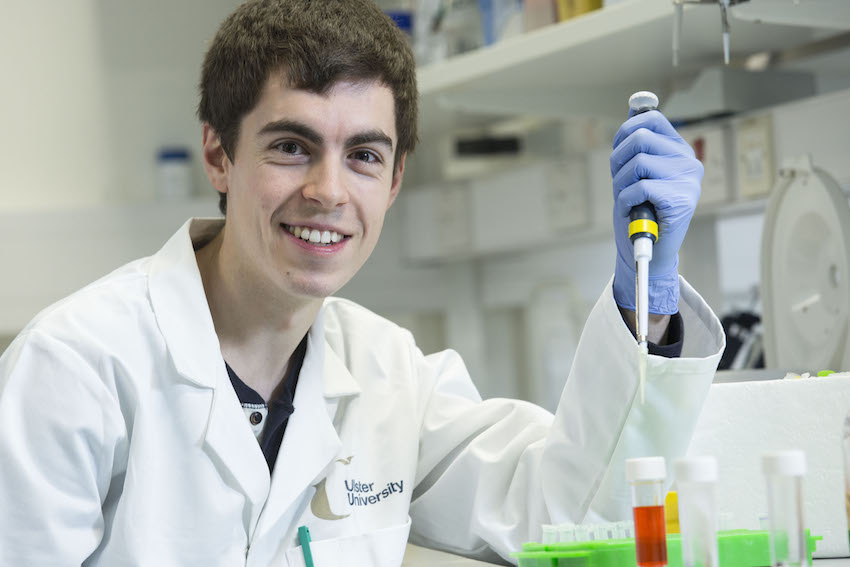 Winter Graduation 2015: Young scientist sets sights on curing blindness
