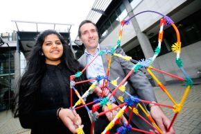 Local industry supports the next generation of Ulster University engineers