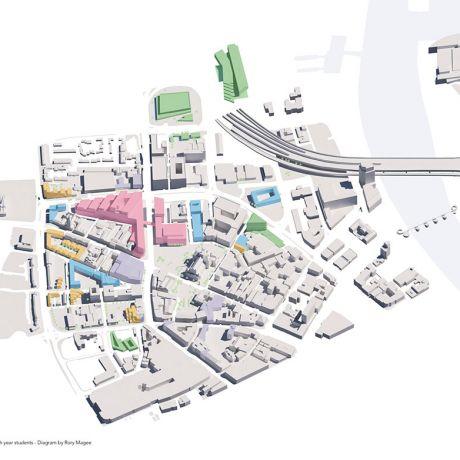 Zero Belfast Map