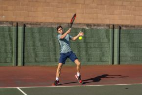 Ulster University graduate turns his passion for tennis into a business