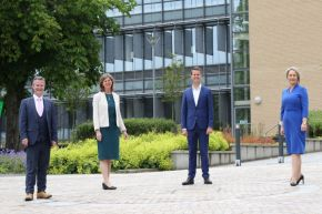 Bank of Ireland launches new account for Ulster University's School of Medicine