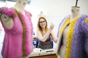Ulster University Fashion Graduate