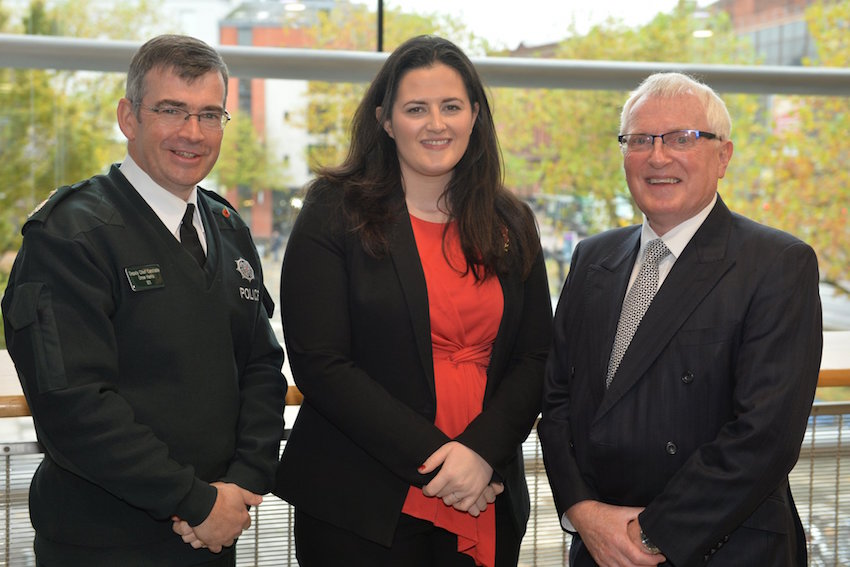 Ulster University: Policing transformed but challenging journey lies ahead