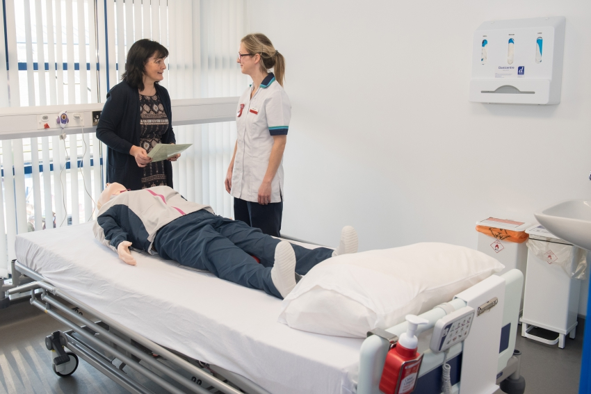 NMC Competence Test Centre (CTC) - Ulster University