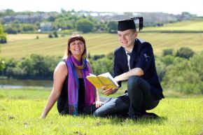 Ulster University student in the spotlight for graduation
