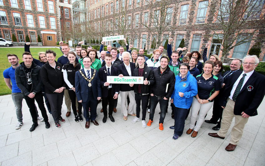 Ulster students, staff and graduates head to Gold Coast 2018
