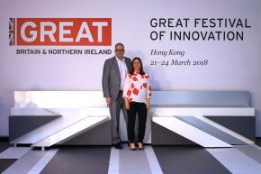 Ulster University showcases world-class research and innovation on international stage