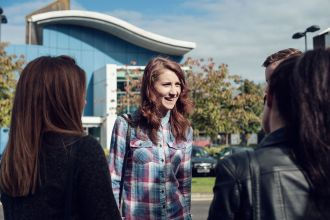 Student life at Ulster University, Coleraine