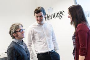 Ulster University graduates - Heritage, NI Science Park.