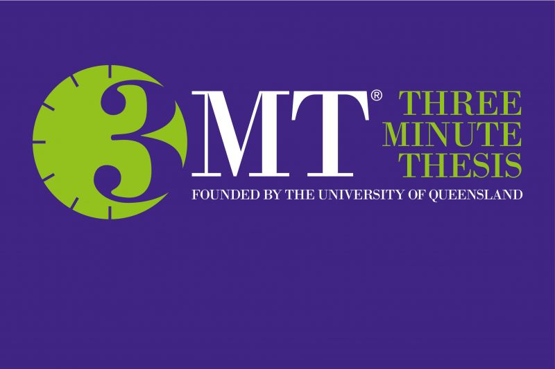 Three Minute Thesis (3MT) Competition: Heat For Jordanstown & Belfast -  Doctoral College