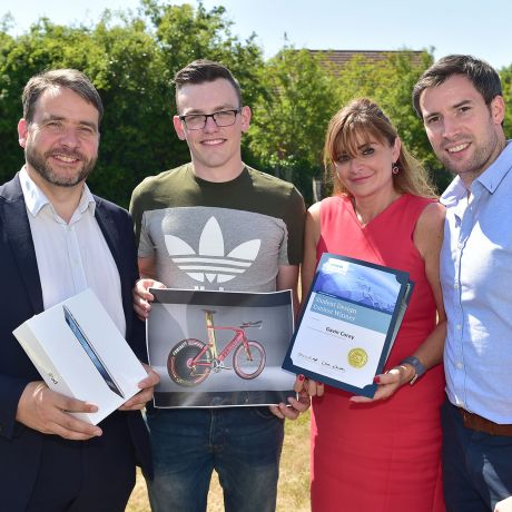 Ulster Engineering Graduates receive Global Design Awards