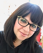 Dr Christina Sevdali