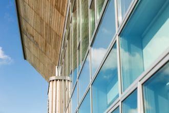 Coleraine - building exterior