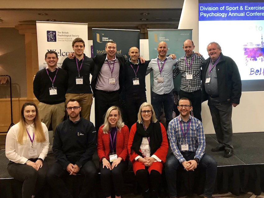 Ulster University brings national sport and exercise psychology conference to Belfast