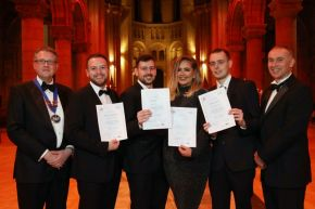 UUBS Investment Management Students Achievements Recognised