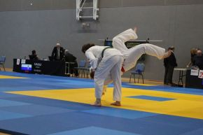 Ulster University finish runners up in All-Ireland University Judo Championships