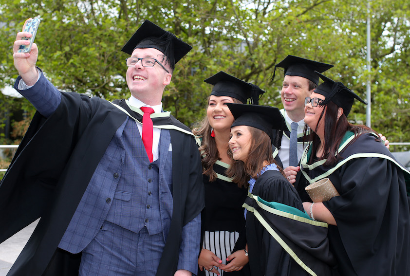 Ulster University's School of Education recognised as excellent by industry inspectors
