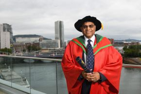 Honorary Graduate: Suren Gupta