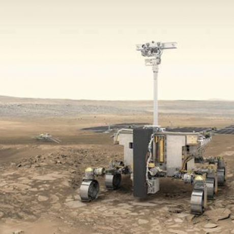 Ulster University awarded UK Space Agency funding to explore Mars Rover route