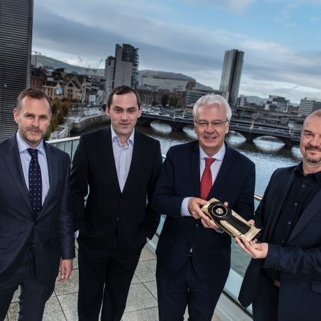 Ulster University embraces power of AI to improve patient outcomes & cultivate new start-ups