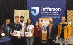 Ulster Students named winners at Jefferson University's Nexus Maximus event