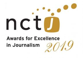Triple Ulster University Journalism 'Awards for Excellence' nominations