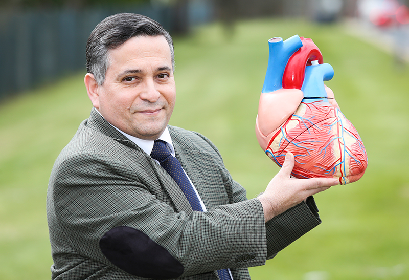 Ulster University research to revolutionise heart disease diagnosis