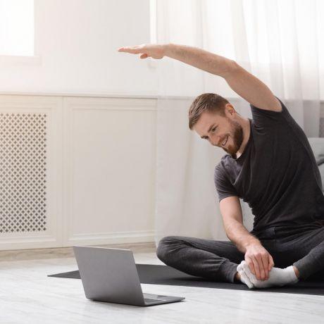 Down Dog: Great yoga anywhere