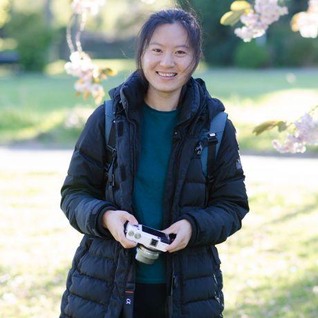 Profile pic Chunlin Xu