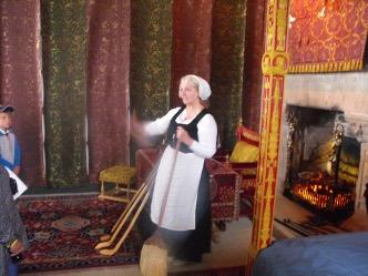 Stirling Castle live guide