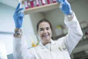 Ulster University graduate embarks on new career in Pharmacy