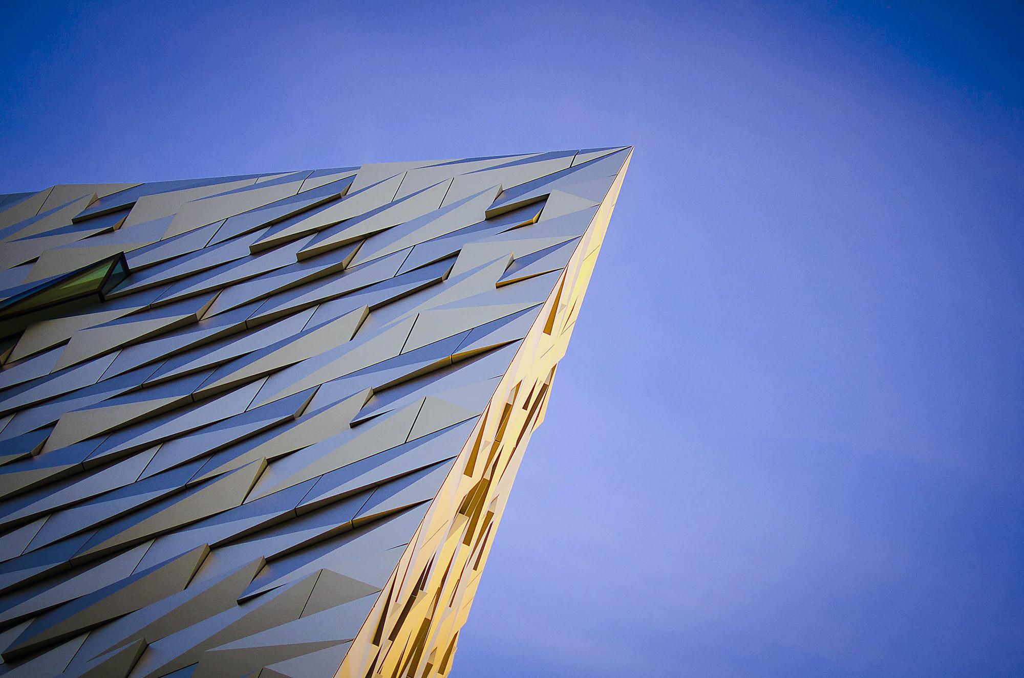 Titanic building, Belfast
