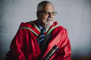 Honorary Graduate Mo Jalie