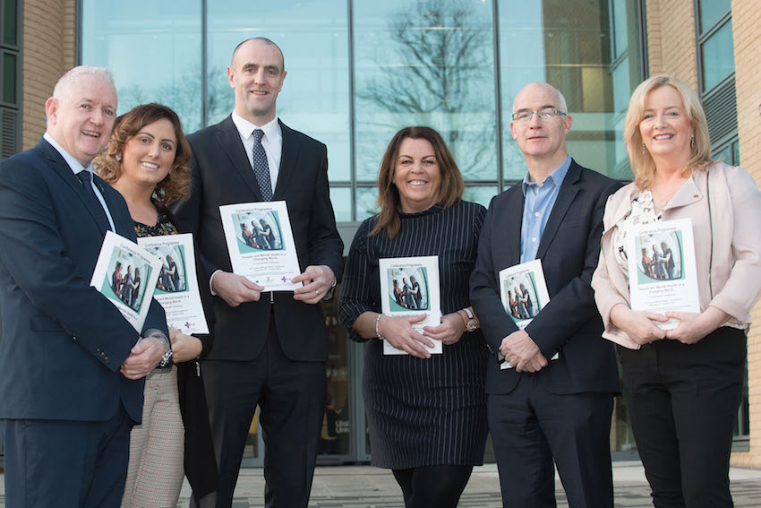 Crossborder conference shines spotlight on young peoples' mental health in a changing world