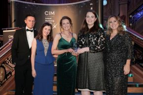 InspecVision scoops prestigious CIM Ireland Marketing Award