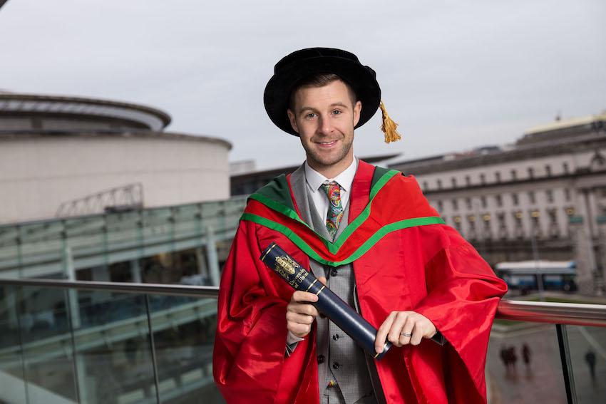 Ulster University honours four-time World Superbike Champion Jonathan Rea