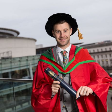 Ulster University honours four-time World Superbike Champion Jonathan Rea