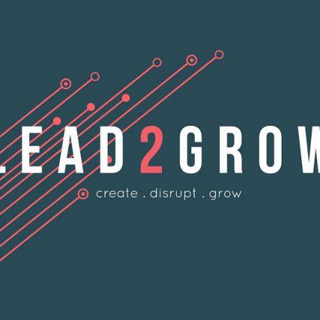 LEAD2GROW 2019 - Create. Disrupt. Grow.