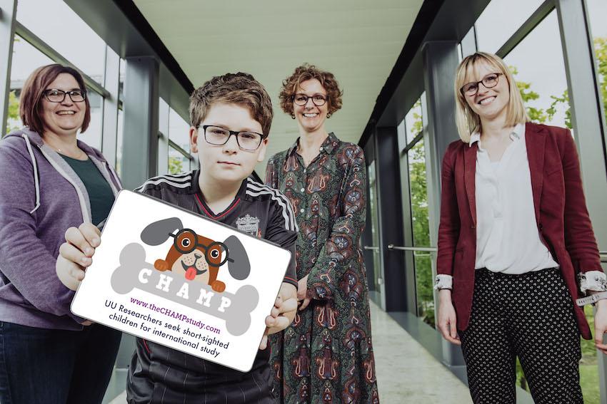 Ulster University Researchers seek short-sighted children for international clinical study