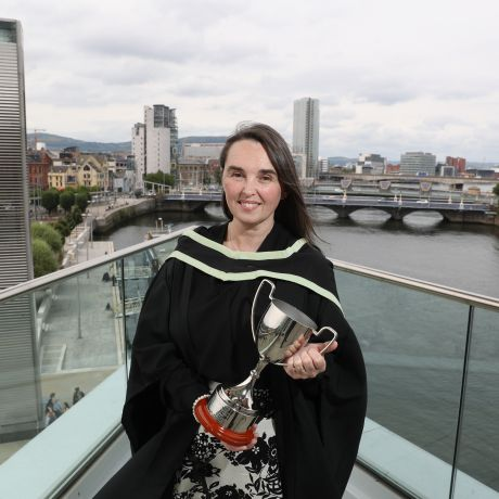 Ulster University graduates recognised with Librarianship Excellence Award