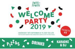 Belfast & Jordanstown Welcome Party with UUSU