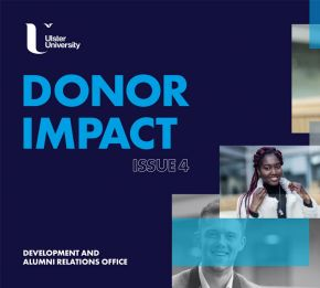 Donor Impact newsletter 2019