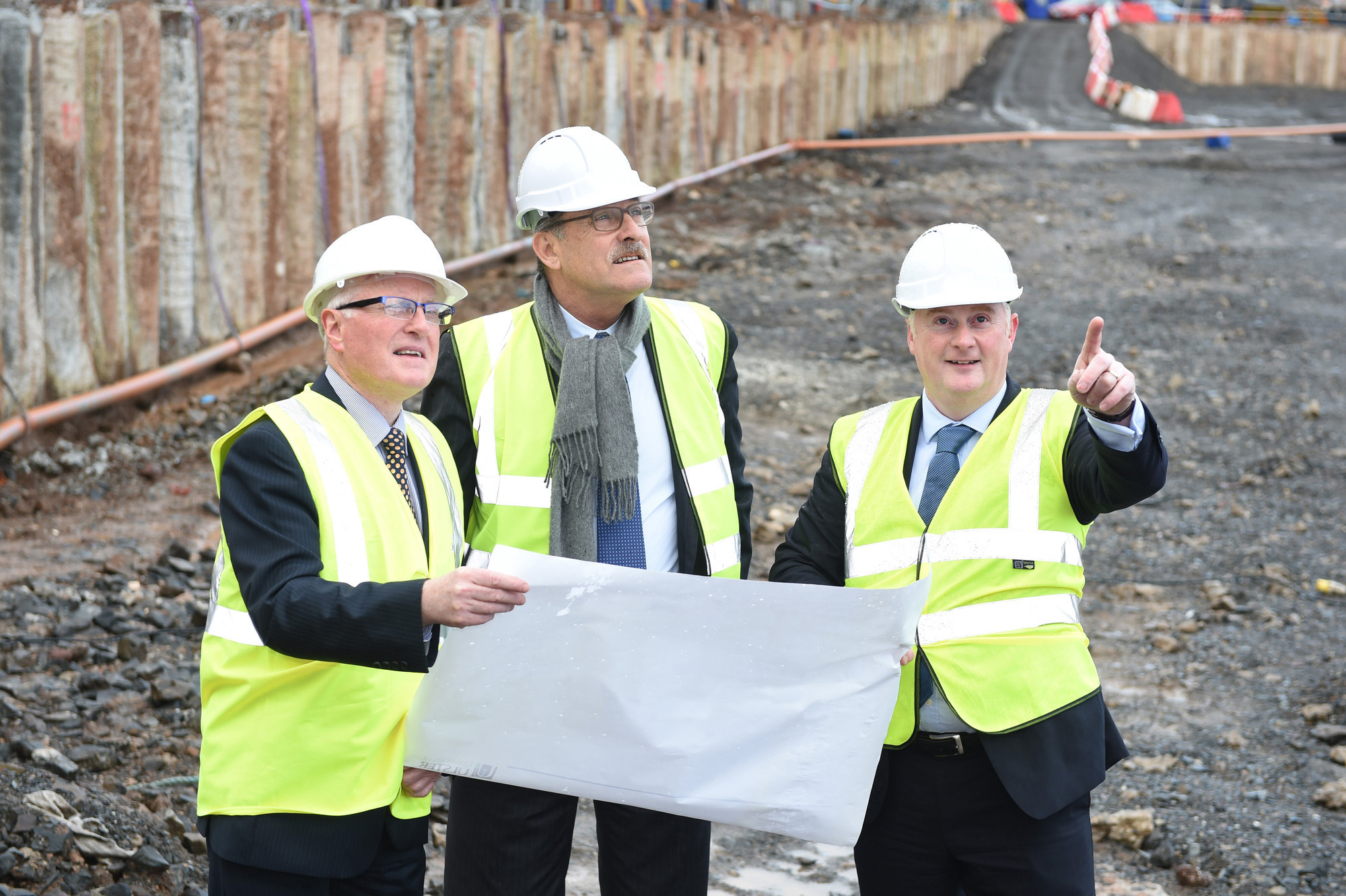 Ulster University announces Lagan-Somague joint venture for Belfast campus second phase