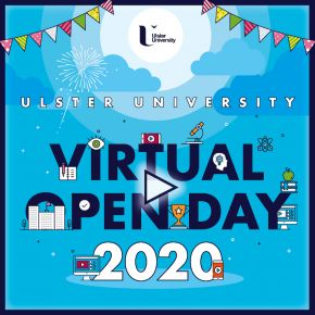 Students, their families and peers invited to Ulster University's virtual open day